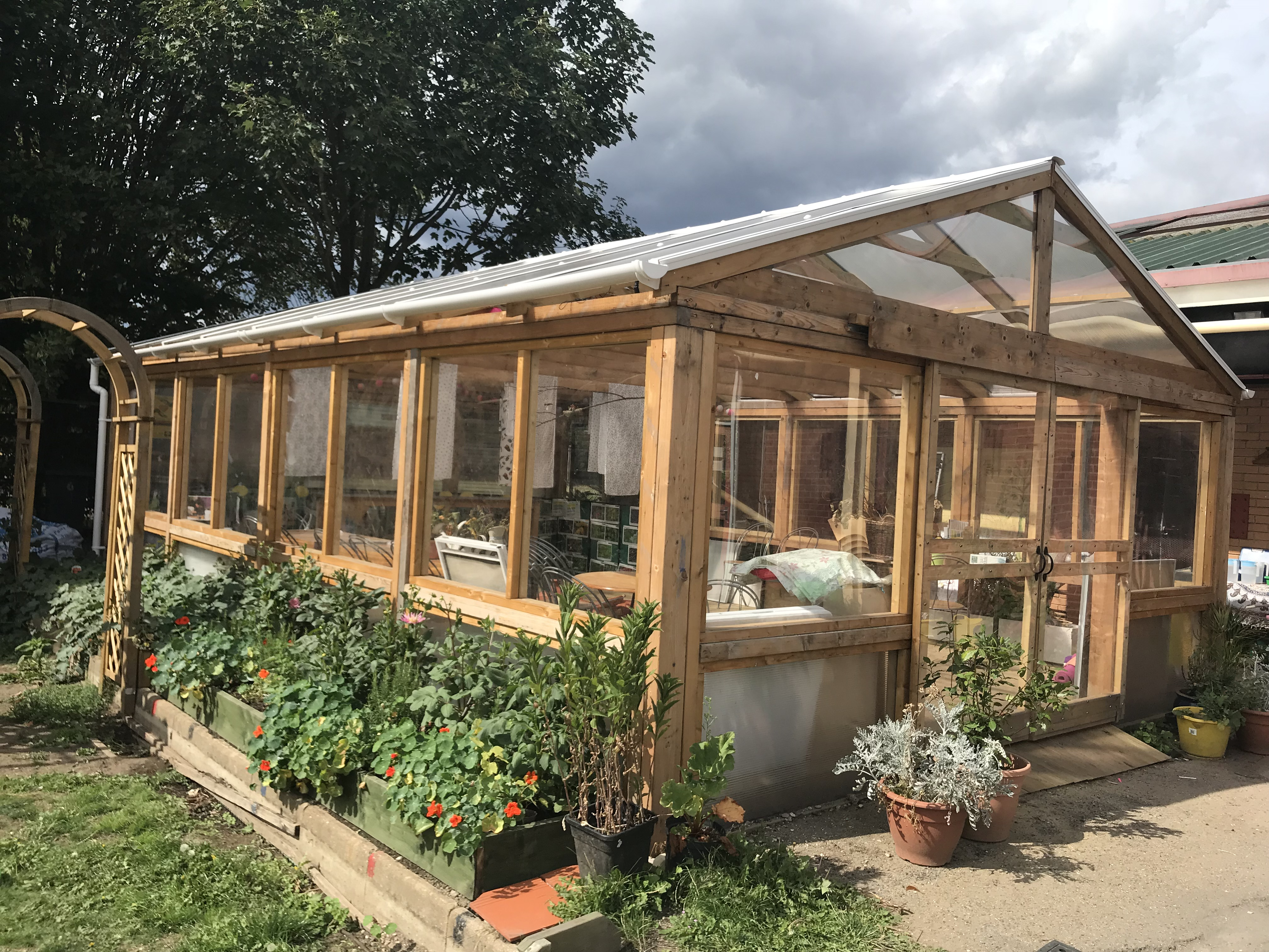 LUOS Conservatory